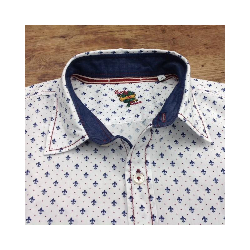 CAMISAS - Camisas Lucky De Luca 3lEZU8F